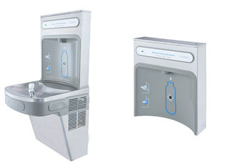 Drinking Water Fountain POU Water Dispenser KM-35 With Bottle Sensing Faucet